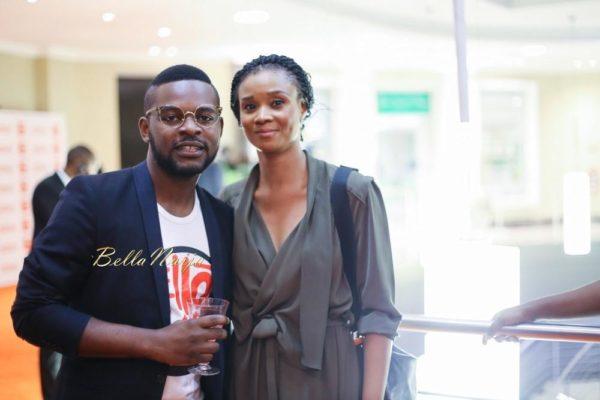 Falz & Olayinka Epega