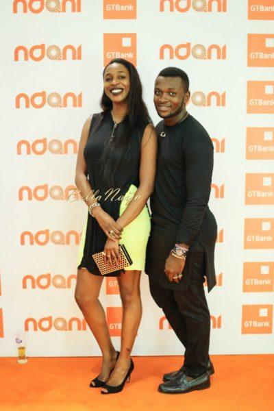 Hauwa Mukan & Ifan Ifeanyi Michaels