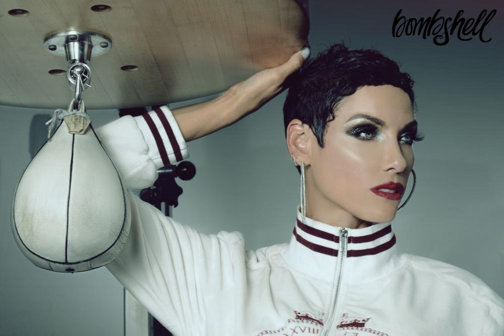 Nicole Murphy for Bombshell Magazine - BellaNaija - August 2015003