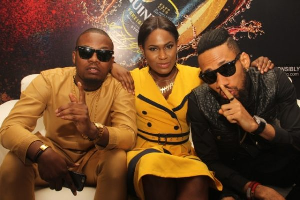 OLAMIDE, YVONNE VIXEN EKWERE AND PHYNO