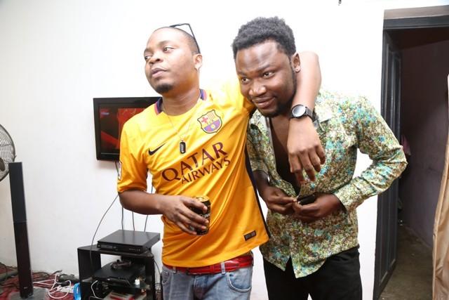 Olamide surprises B Banks