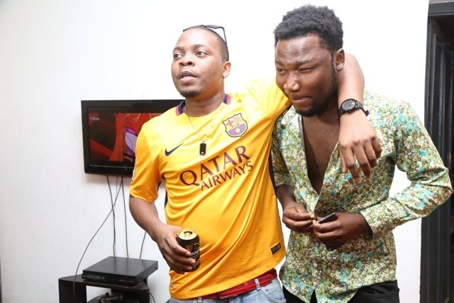 Olamide surprises another Made of Black Hero