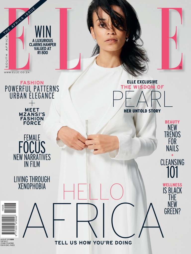 Pearl Thusi for ELLE Magazine South Africa - BellaNaija - August 2015009