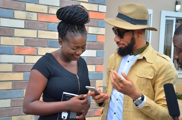 Phyno Surprises Chidera Okolie