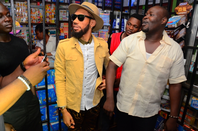 Phyno Surprises Ebere Nnoron