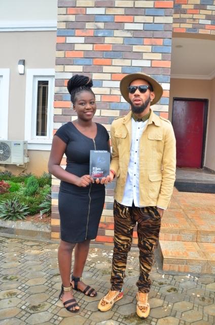 Phyno and Chidera Okolie