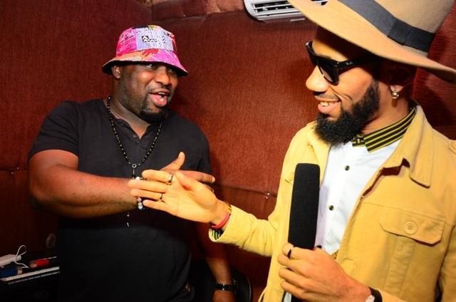 Phyno & Olamide celebrate their #MadeofBlack Heroes in Enugu & Lagos