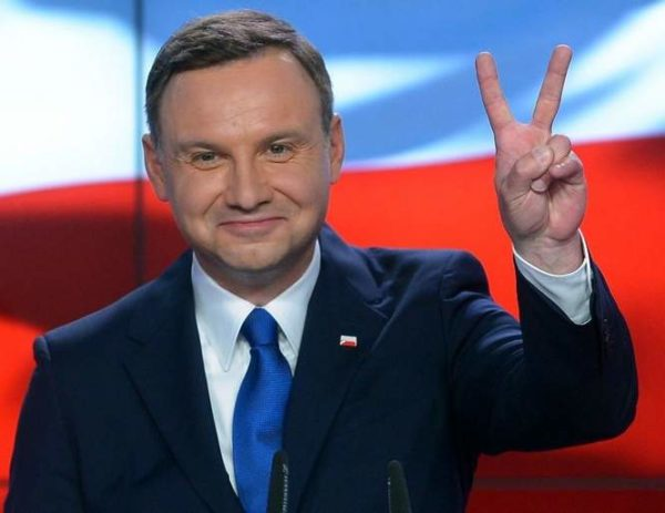 Poland's New President