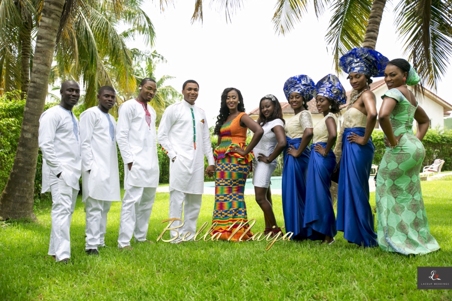 Priscilla Asafo-Asamoah & Ellis Enobun-bellanaija-54- Ghanaian & Nigerian Wedding in Accra-LaceUp Weddings