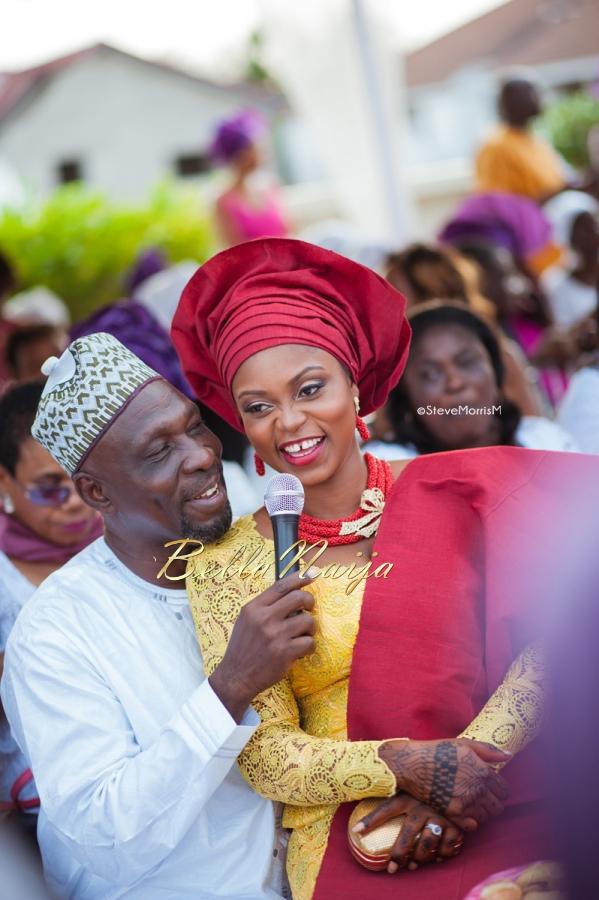 Raymond Archer & Nura Salifu Ghanaian Wedding-BellaNaija August 2015-Photo Aug 08, 5 18 23 PM