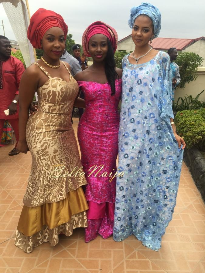 Raymond Archer & Nura Salifu Ghanaian Wedding-BellaNaija August 2015-Photo Aug 09, 3 44 23 PM