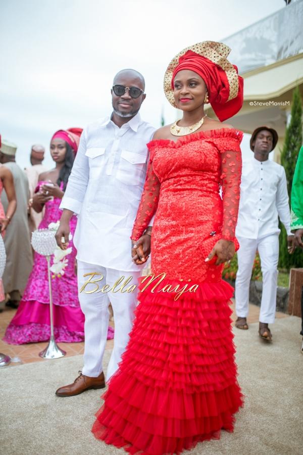 Raymond Archer & Nura Salifu Ghanaian Wedding-BellaNaija August 2015-Photo Aug 09, 5 49 24 PM