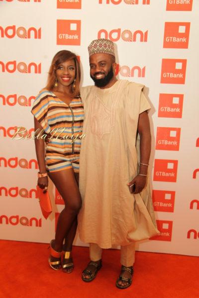 Shade Ladipo & Noble Igwe