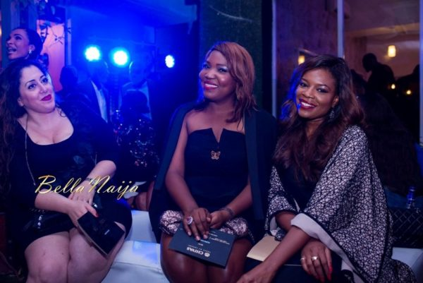 Sasha P & Kemi Adetiba