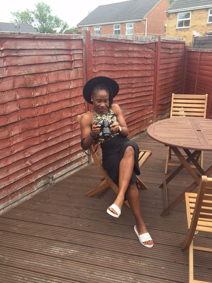 Seyifunmi Ajanaku on Finding the Right Shoes - Bellanaija - August004