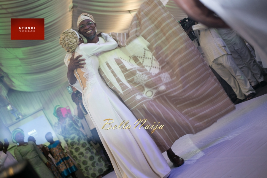 Shakirah Aregbesola Wedding on BellaNaija - Atunbi Photography - 10