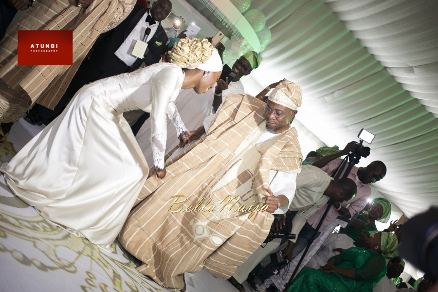 Shakirah Aregbesola Wedding on BellaNaija - Atunbi Photography - 11