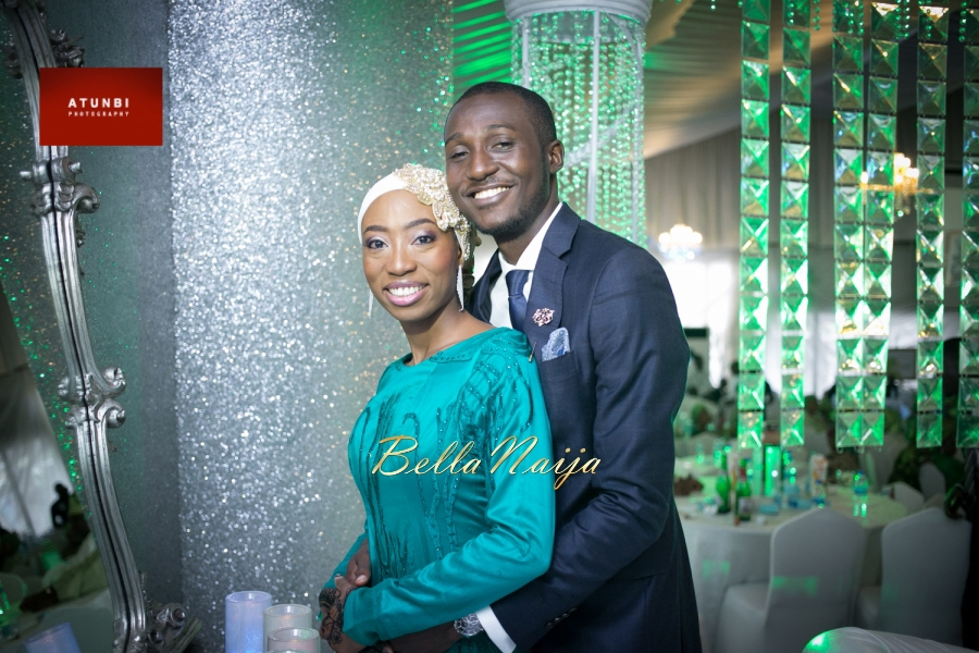 Shakirah Aregbesola Wedding on BellaNaija - Atunbi Photography - 12