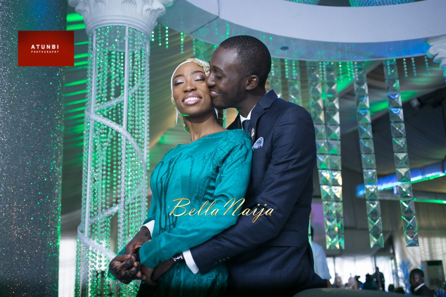 Shakirah Aregbesola Wedding on BellaNaija - Atunbi Photography - 13