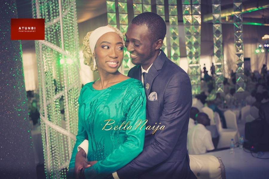 Shakirah Aregbesola Wedding on BellaNaija - Atunbi Photography - 14