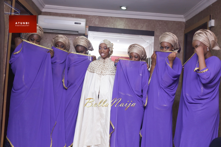 Shakirah Aregbesola Wedding on BellaNaija - Atunbi Photography - 2