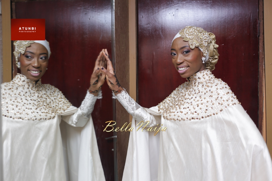 Shakirah Aregbesola Wedding on BellaNaija - Atunbi Photography - 3