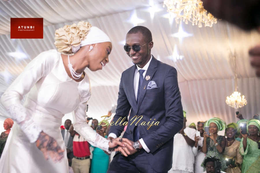 Shakirah Aregbesola Wedding on BellaNaija - Atunbi Photography - 5