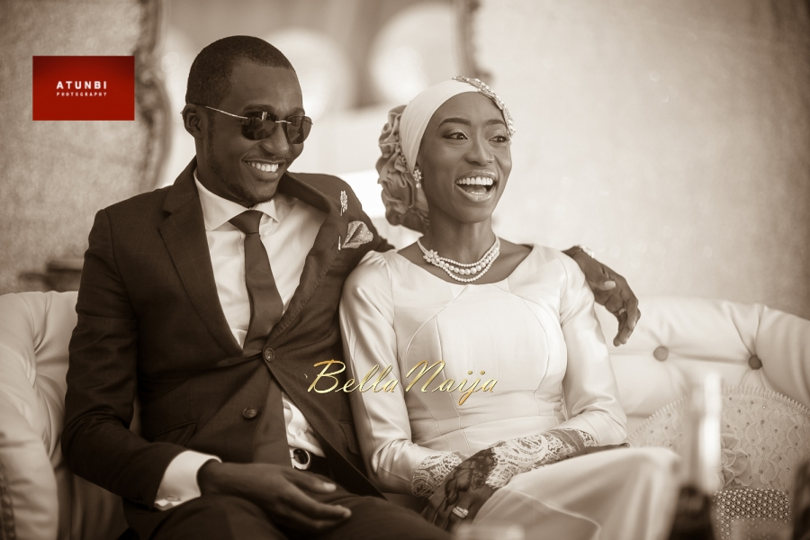 Shakirah Aregbesola Wedding on BellaNaija - Atunbi Photography - 6