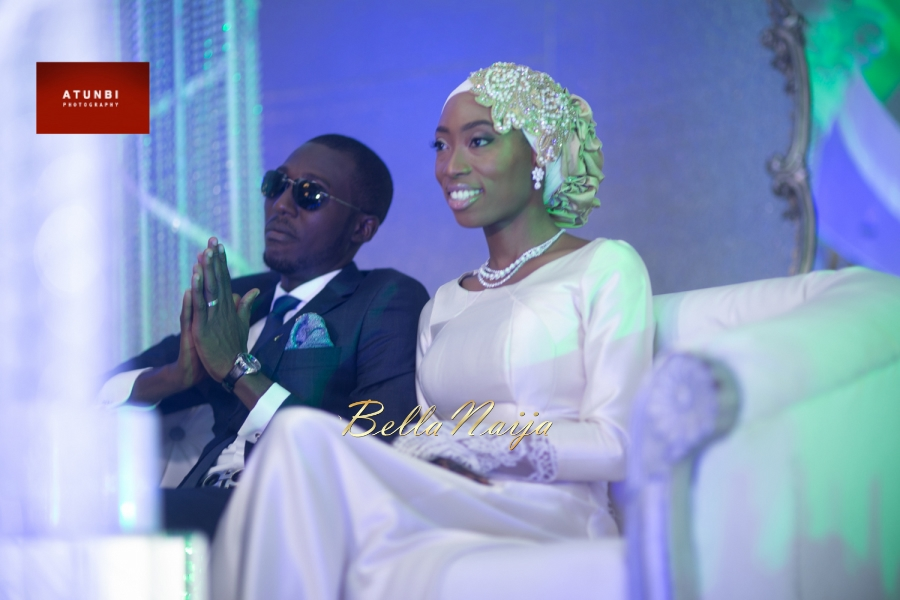 Shakirah Aregbesola Wedding on BellaNaija - Atunbi Photography - 7