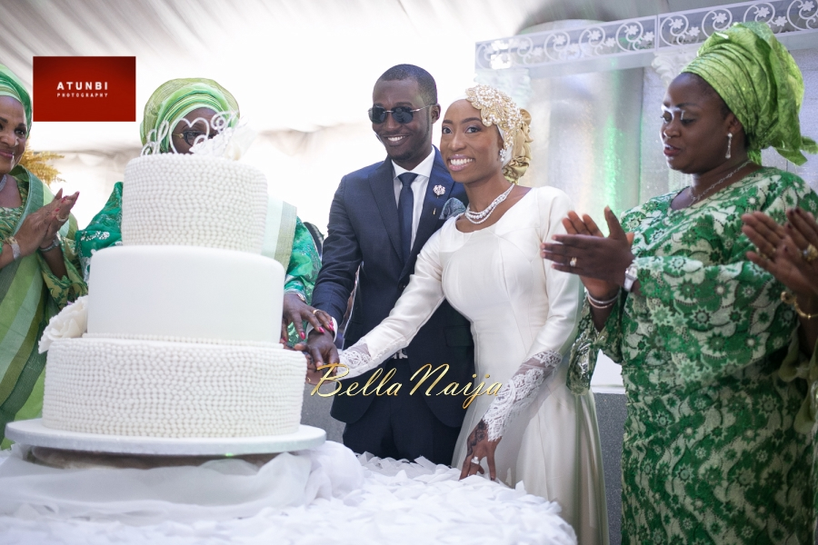 Shakirah Aregbesola Wedding on BellaNaija - Atunbi Photography - 8