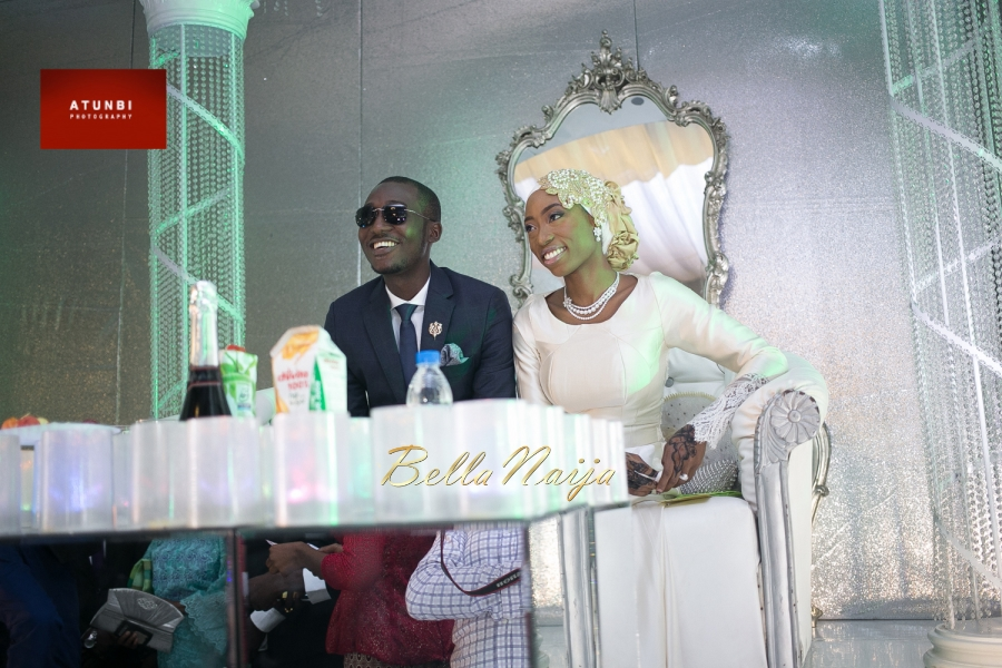 Shakirah Aregbesola Wedding on BellaNaija - Atunbi Photography - 9