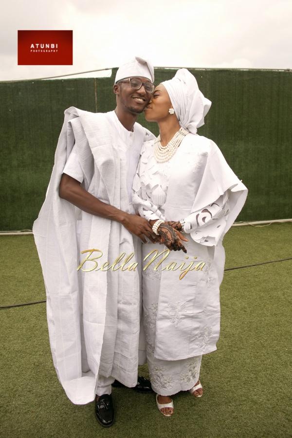 Shakirat Aregbesola & Abdul-Hafeez Yoruba Muslim Wedding-2015-BellaNaijaIMG_8557