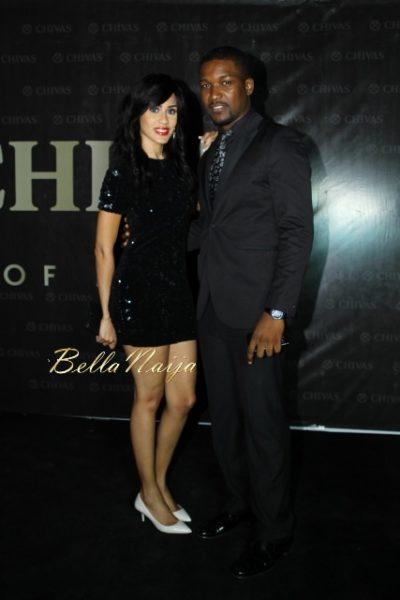 Sonia Ibrahim & Wole Ojo