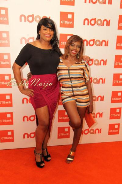Sope Martins & Shade Ladipo