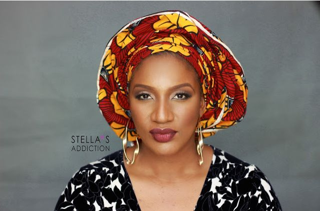 Stella's Addiction Ankara Inspired Makeup - BellaNaija - August 2015001