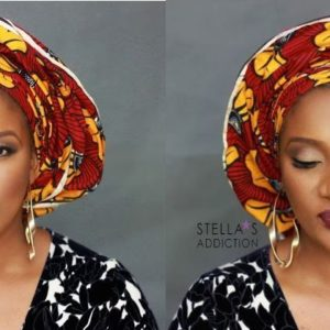 Stella's Addiction Ankara Inspired Makeup - BellaNaija - August 2015005