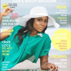 Stephanie Coker for Savvy & Chic Magazine - BellaNaija - August2015