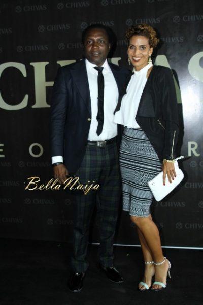 Steve & Yetunde Baba Eko