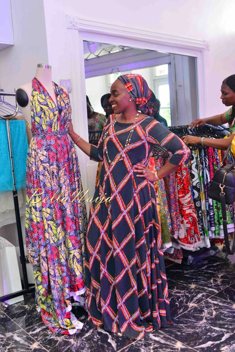 StyleTemple The Fabric Show in Abuja - Bellanaija - August006 (2)