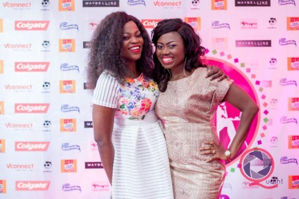 Funke Akindele & Tomilola Adenuga