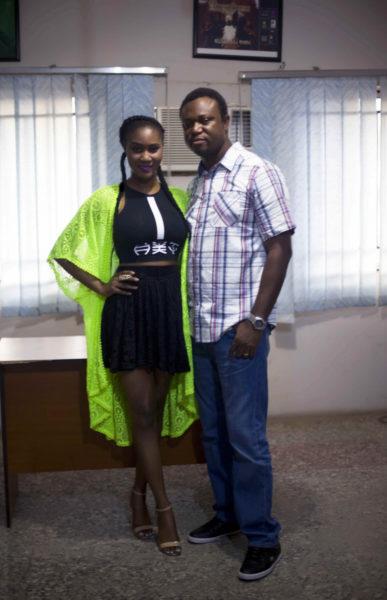 Toni Tones & Efe Omorogbe- CEO Now Music