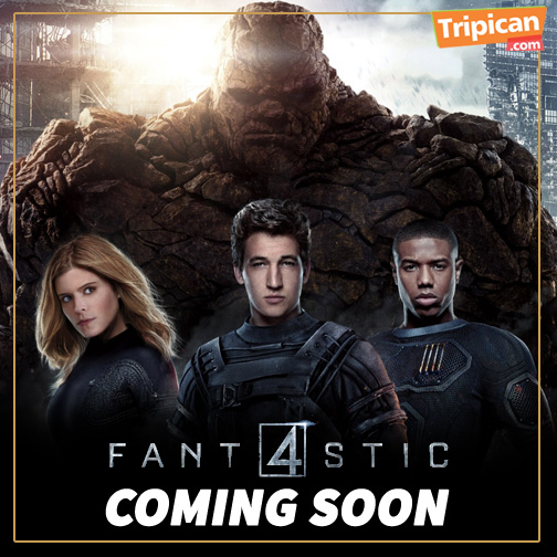 Tripican - Fantastic Four - BellaNaija - August - 2015
