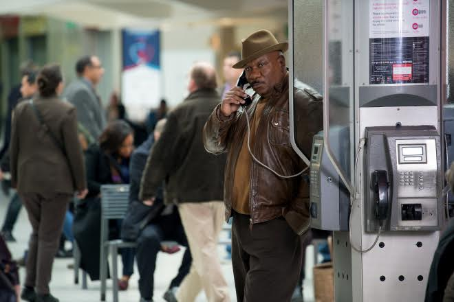 Ving Rhames plays Luther Stickell in Mission: Impossible - Rogue Nation from Paramount Pictures and Skydance Productions.
