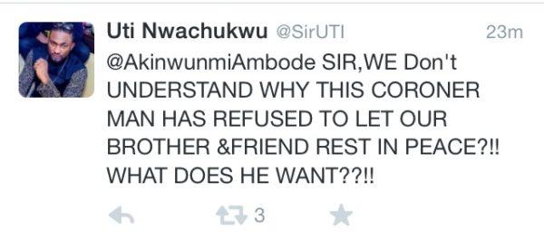 Uti Tweets (5)