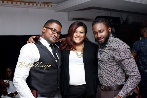 Uti with Dr and Mrs Nwachukwu