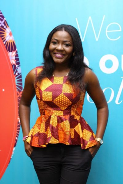 Ayotunde Odebunmi (Vlisco Marketing Coordinator)