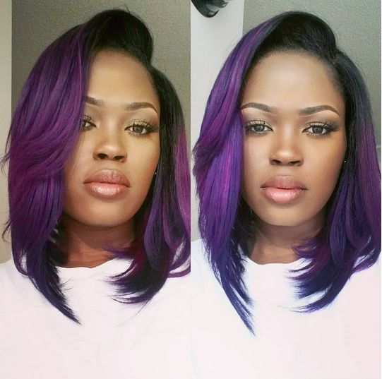 Wig Tutorial by Peakmill - BellaNaija - August 2015