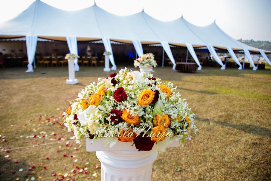 Winnie bagona franck arnaud ntahos beautiful outdoor rwandan winnie franck botswana wedding 2015 on bellanaija weddings 2015 white wedding wf121 junglespirit Image collections