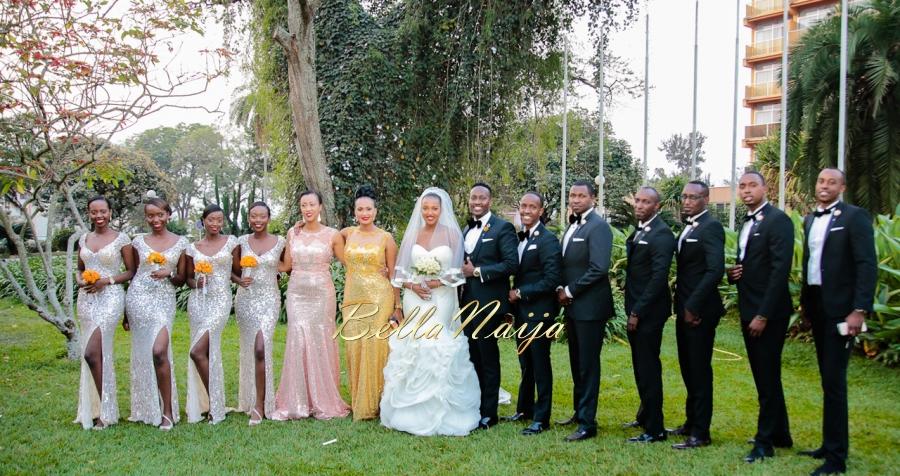 Winnie bagona franck arnaud ntahos beautiful outdoor rwandan winnie franck botswana wedding 2015 on bellanaija weddings 2015 white wedding wf186 junglespirit Image collections