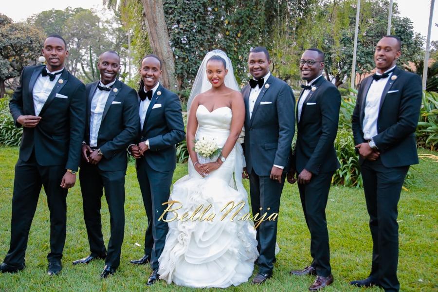 Winnie & Franck Botswana Wedding 2015 on BellaNaija Weddings 2015-white wedding-w&f_191-#MrandMrsNtaho